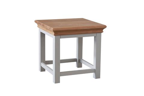 Wykeham country painted oak lamp table for Furniture 7 customer service