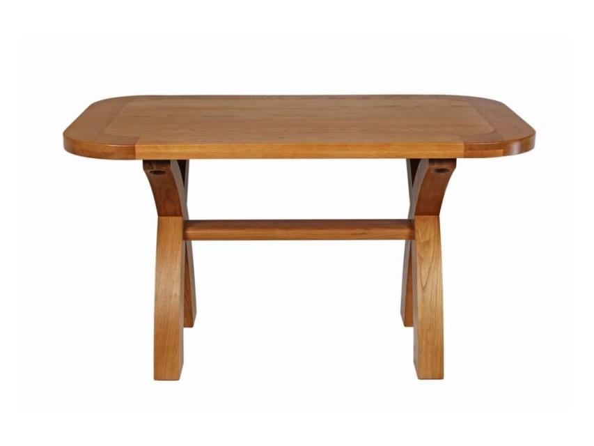 Country Oak 140 Fixed Top Cross Leg Dining Table : s246587034294606807p554i2w640 from www.oakfurnitureyorkshire.com size 853 x 640 jpeg 37kB